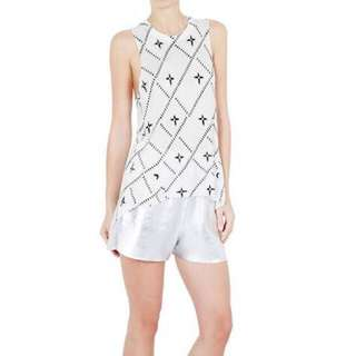 Sass and Bide Pop and Fizz Tank
