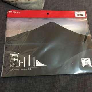 富士山 世界遺產登錄一週年郵票