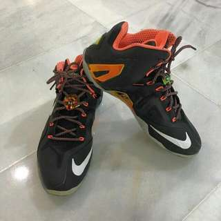 4e33d19cd27d Nike Lebron 11 Elite US12 (Basketball)