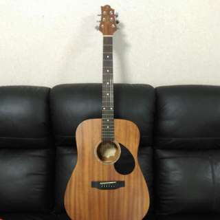 Samick Greg Bennett Accoustic Guitar