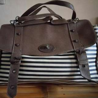 Messenger Bag Stripe