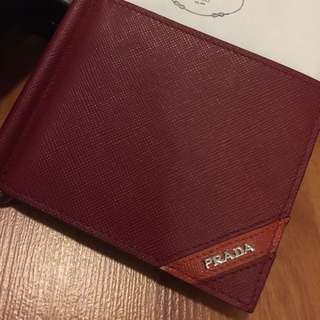 Prada Money Holder