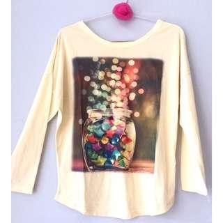 Colorfull Sparkle Shirt