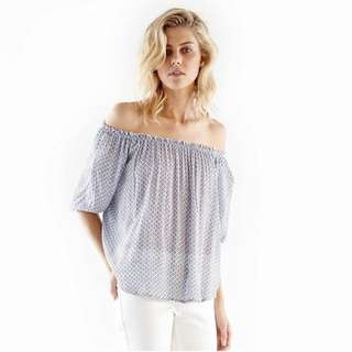 Steele Off The Shoulder Top Size XS