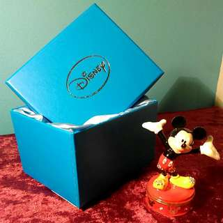 Trinket Box Mickey Mouse
