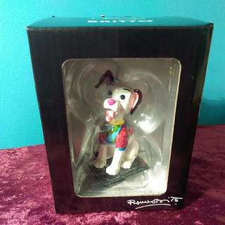 101 Dalmation Disney Britto Figurine