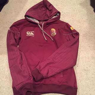 QLD hoodie Size Small Men's