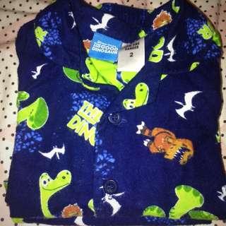 Kids Pyjamas  ( The Good Dinosaur)