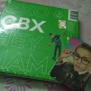 Exo CBX Album - Chen Ver