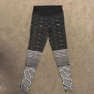 Long Lycra Gym Legging
