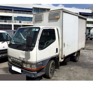 (* $647/ Mth ) -Mitsubishi Fuso Canter FB511 (COE till 04/2020)
