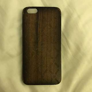 Agnès B Wooden Phone Case