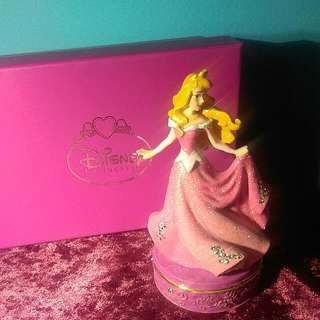Disney Aurora Trinket Box