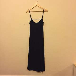 Black Maxi Dress Size Small