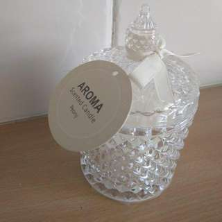 Scented Candle New With Tags