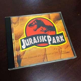 侏羅紀公園 迪士尼系列音樂 1993年