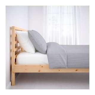 IKEA Tarva Bed Frame Queen
