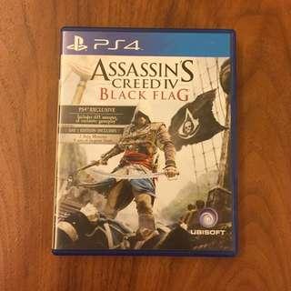 PS4 Assassins Creed IV