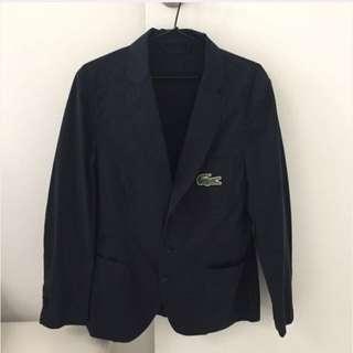 Men's Lacoste Navy Blazer Size 48/3