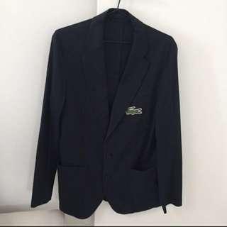 Men's Lacoste Navy Blazer Size 48