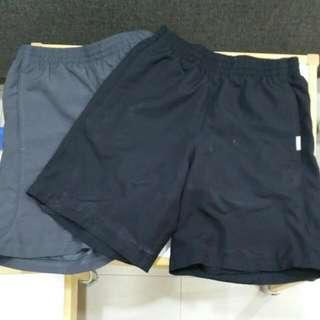 2 × Reebok Sports Short (S Size)