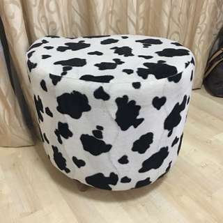 Animal Print Designer's Chair