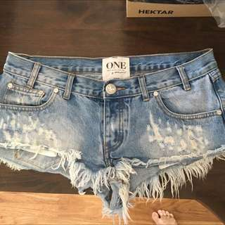 One teaspoon Shorts- $40