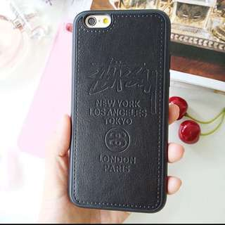 iPhone Stussy Case