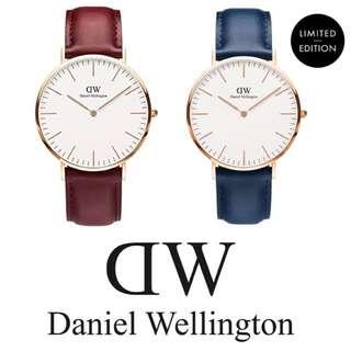 Daniel Wellington Limited Edition Collection