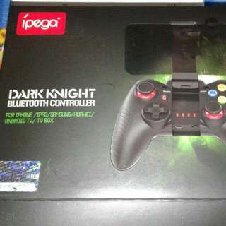 Ipega Bluetooth Controller ( Dark Knight)