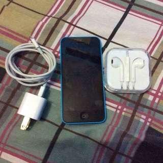 iPhone 5c (Blue 32gb)