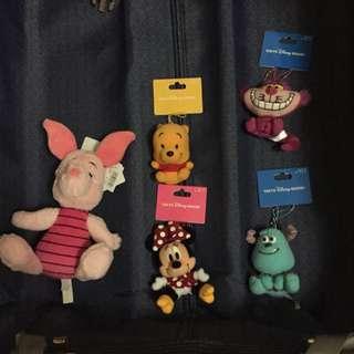 🚚 東京迪士尼 吊飾