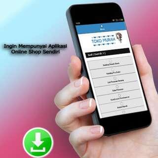Aplikasi Untuk Online Shop