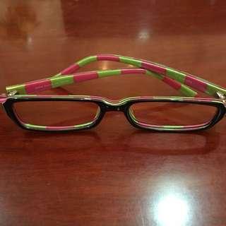 彩色膠框眼鏡
