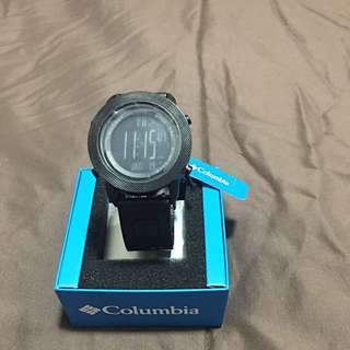 BNWT Columbia Digital Watch CT-100