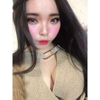 •超好看的毛衣顯瘦又顯奶大•