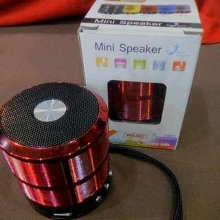 WS-887J Speaker
