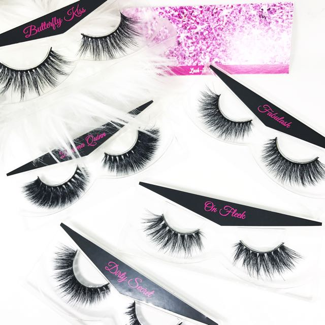 3D Faux Mink Lashes By LASH-A-HOLIC