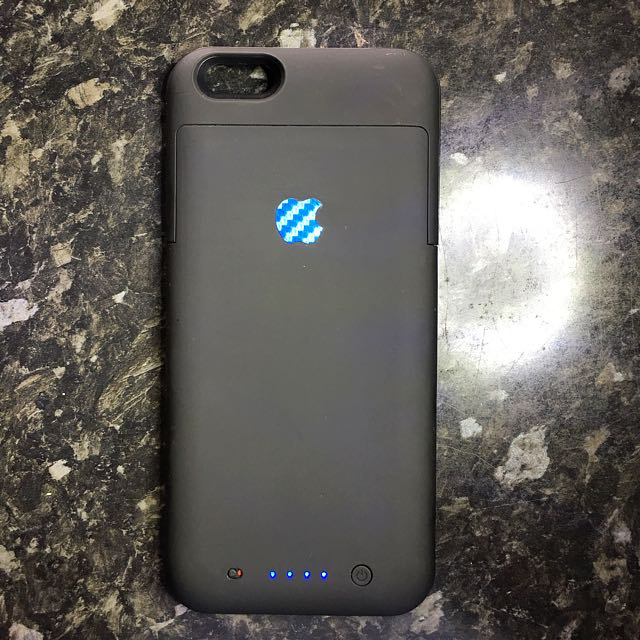 6800 mAh External battery case for Iphone 6/6s plus