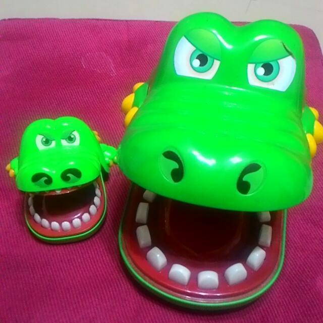 鱷魚整人玩具