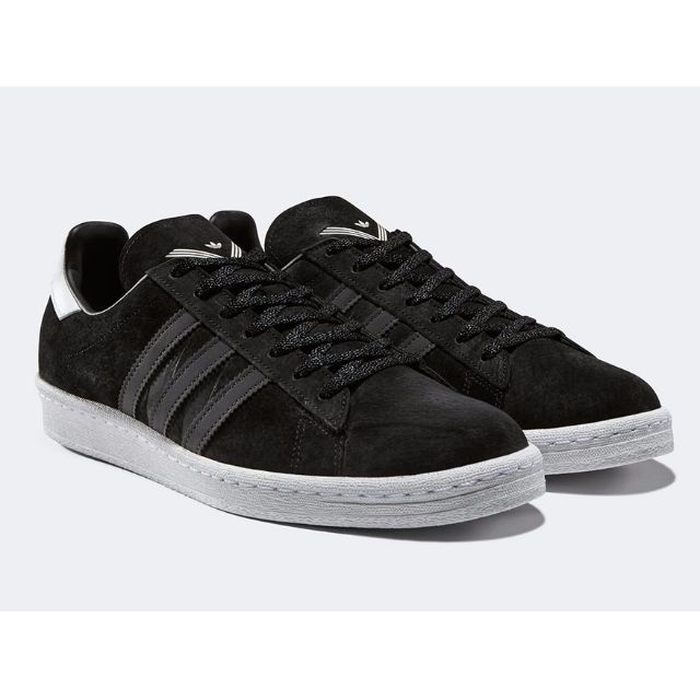 pretty nice f2248 1de0f adidas Originals x White Mountaineering Campus 80s (Black),