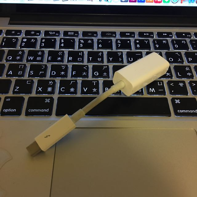Apple網路線轉接器