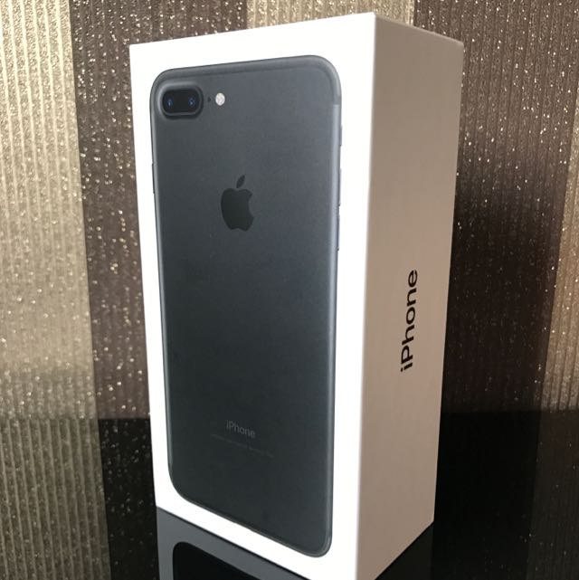 detailed look e0f77 2ab09 Apple IPhone 7 Plus (Box & Accessories)