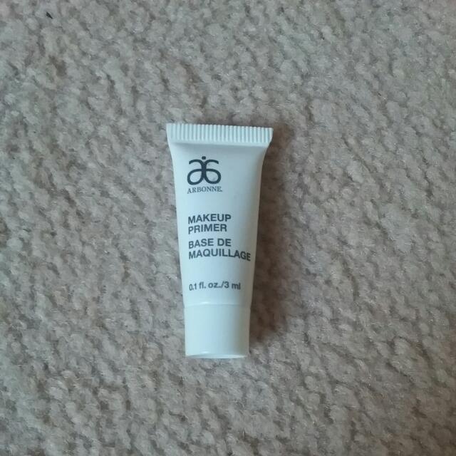 ARBONNE Makeup Primer 3mL Brand New