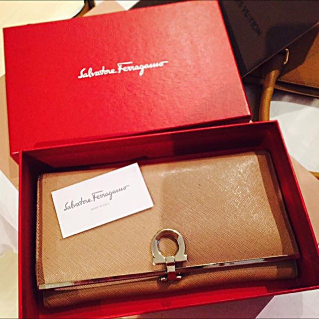Authentic Ferragamo Wallet