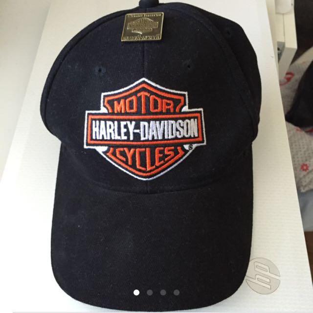 Authentic Harley Davidson Cap