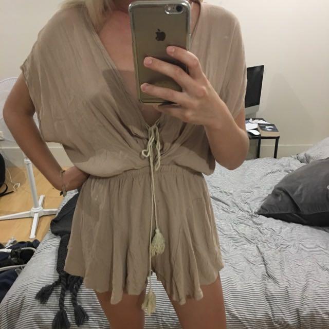 Ava Jumpsuit Size 8