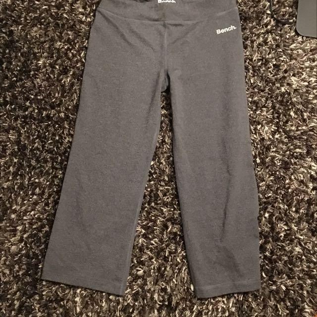 Bench. Crop Yoga Pants