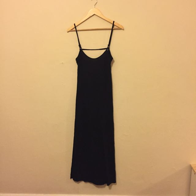 Black Maxi Dress Size Small