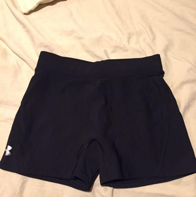 Black Under Armour Shorts